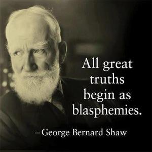 Blasphemy Web Site Launched