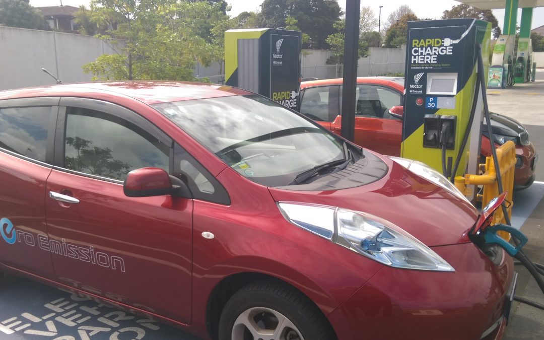 The Case for Electric Vehicles